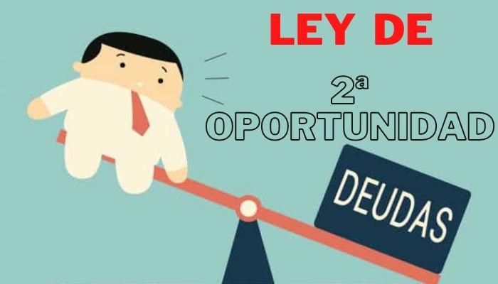 Ley Segunda Oportunidad