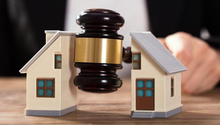 extinción judicial condominio